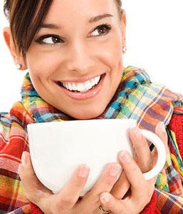 چاي سبز و سياه براي قلب مفيد است.