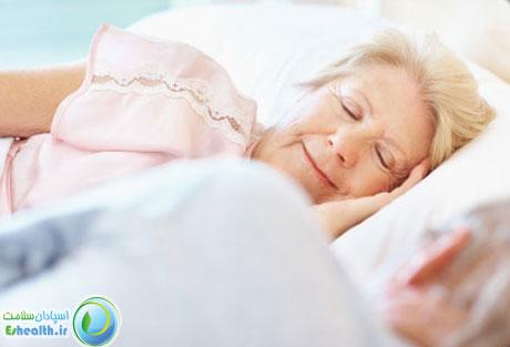 آمیزش جنسی باعث خواب بهتر و راحتتر میشود.